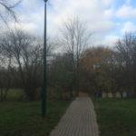 Słupy oświetleniowe Basicpole, Rybnik – Chałupki
