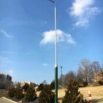Słupy oświetleniowe Designpole, Szczyrk