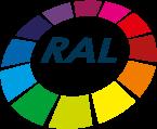 Szeroki wybór kolorów z palety RAL