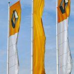 Maszty flagowe kompozytowe McDonald's