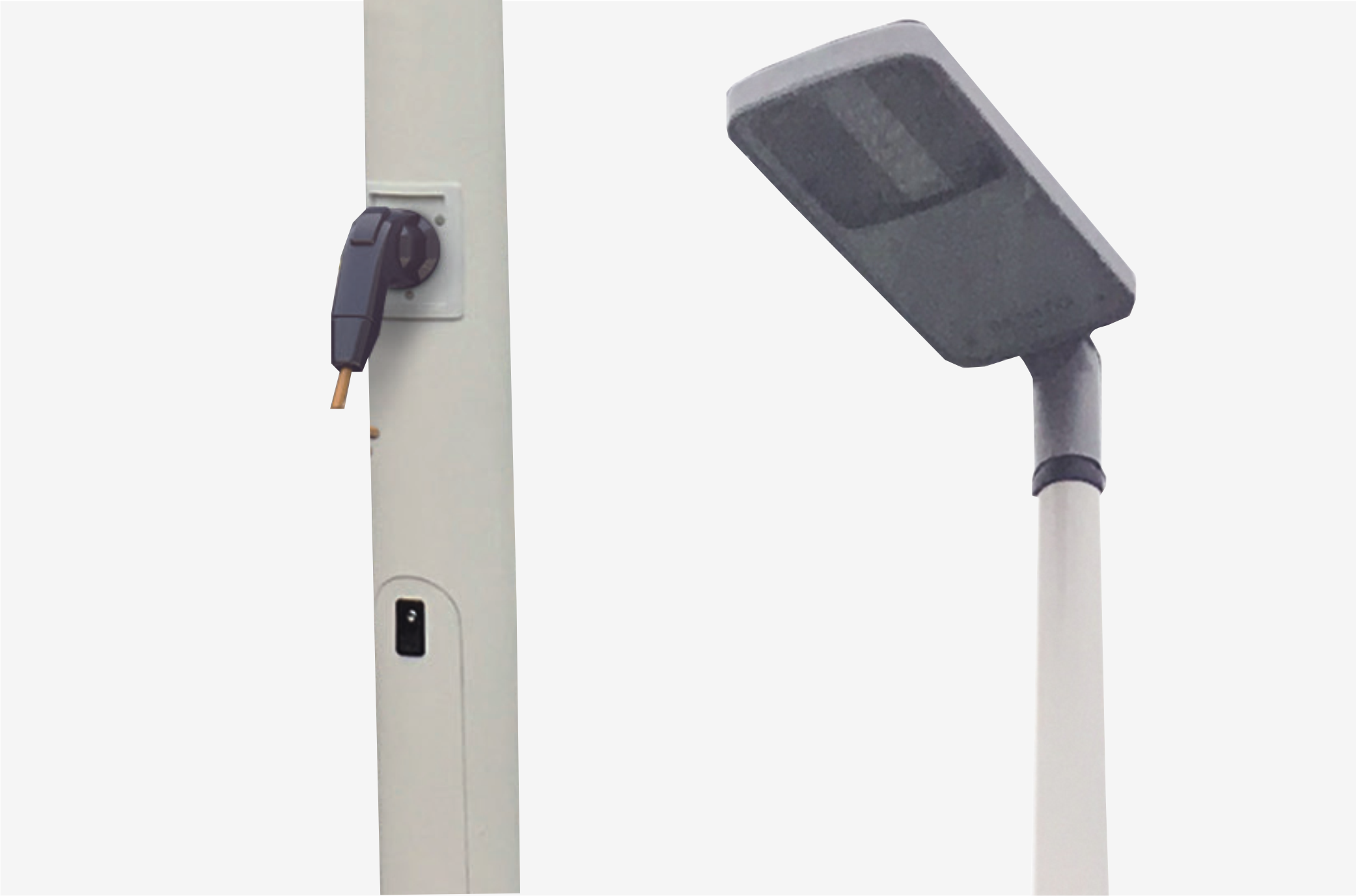 Smartpole Charger